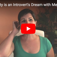 Why Publicity is an Introvert's Dream with Melanie Downey