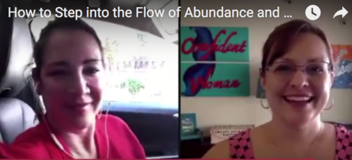 How to Step into the Flow of Abundance and Lead with Confidence with Shannon Tran!